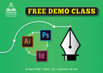 Demo class – Adobe Photoshop, Illustrator, Indesign