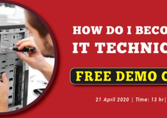 Demo class – CompTia A+